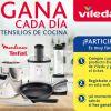 Navidades Vileda regala Robots y Utensilios de Cocina