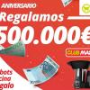 Sorteo 500.000€ y 10 robots de cocina con Supermercados MAS