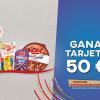 Sorteo de 1000 Tarjetas Campofrío de 50€