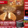 """La Cocinera Recetas Crujientes: Sorteo de 1 Televisión 8K 55"""" y suscripciones para series/pelis"""