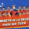 Sorteo camisetas Selección Española de Fútbol con Principe Nos Mueve La Roja