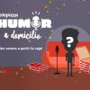 Humor a Domicilio de Telepizza: Gana códigos canjeables por pizzas y experiencias de monólogos+pizzas+bebidas