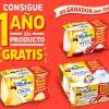 Gana Productos La Lechera: Sorteo diario de 1 año de yogures gratis