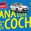 Campofrío te regala un coche Toyota y jamón ibérico Navidul