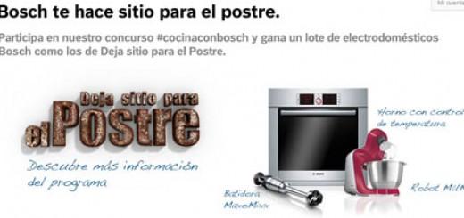 sorteo-bosch-electrodomesticos-gratis