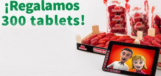 tablets regalo concurso freson de palos