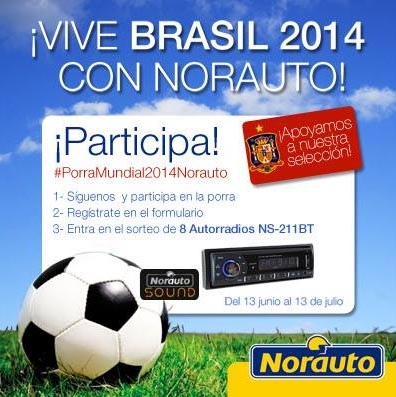 sorteo de norauto para ganar 8 autorradios ns211bt. Black Bedroom Furniture Sets. Home Design Ideas