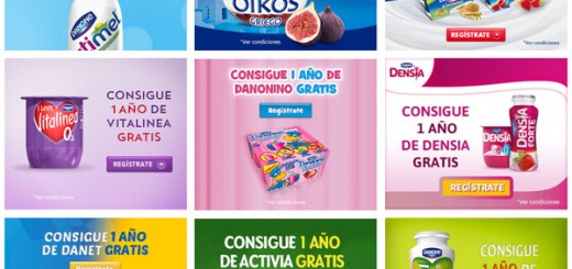 yogures-danone-gratis