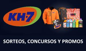 sorteos y promociones de kh7