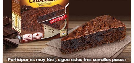 promoción de tarta de chocolate de dr oetker gratis