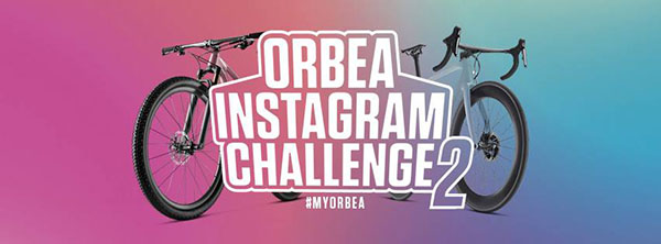 concurso de instagram de Orbea diseña tu bicicleta perfecta