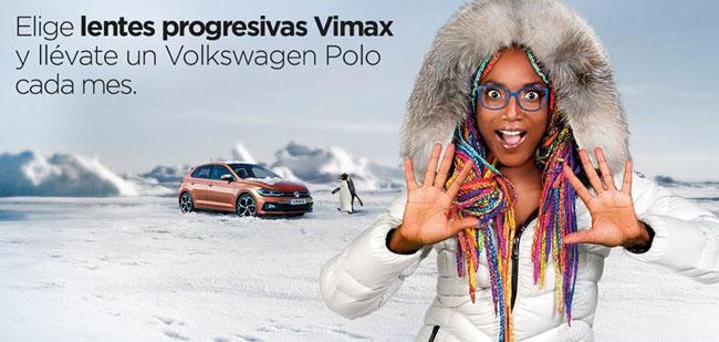 sorteo de coche volkswagen polo de vimax lens