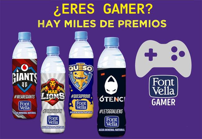 fontvella gamers premios gaming