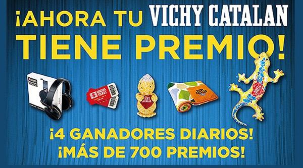Regalos de la promoción de Vicky catalan Dale Gas a Tu vida