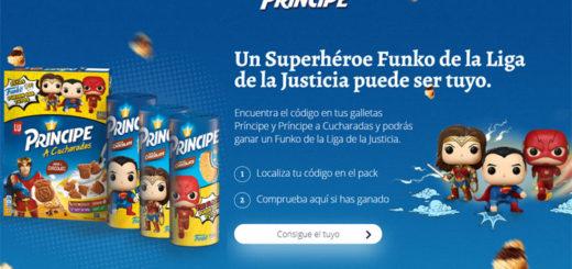 laligadeprincipe funko pop superheroes liga la justicia