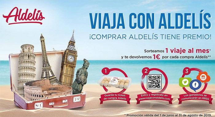 viajaconadelis sorteo viaje y prueba gratis