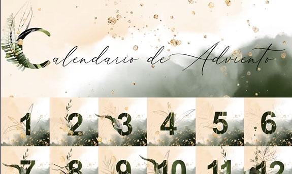 calendario adviento isadora