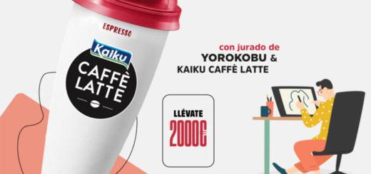 talent hunter kaiku caffe latte concurso 2020