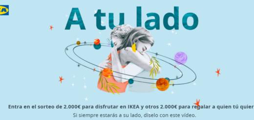 Sorteo 2000 euros con el club Ikea